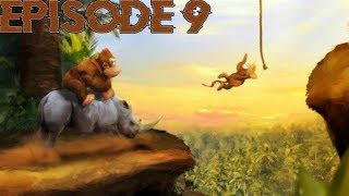 Retro! Blind playthrough of Donkey Kong Country (SNES) - part 9