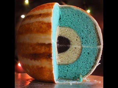 Jupiter Cake Recipe