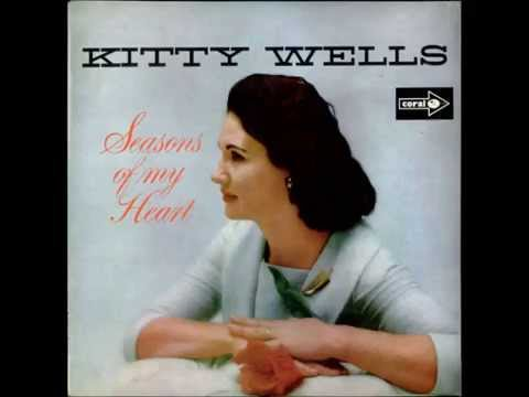 Kitty Wells - My Loved Ones Are Waiting For me