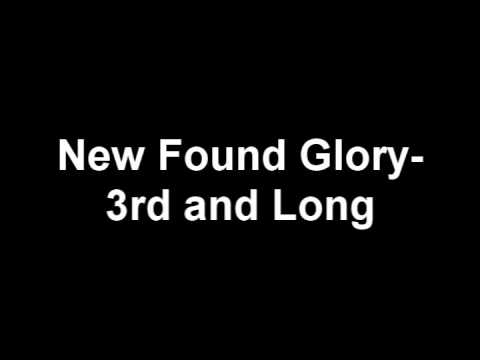 New Found Glory - 3rd and Long