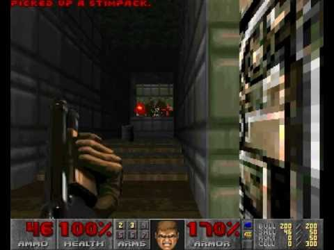Misc Computer Games - Doom - Sign Of Evil