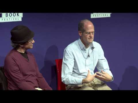 Joe Sacco and Chris Ware at the Edinburgh International Book Festival