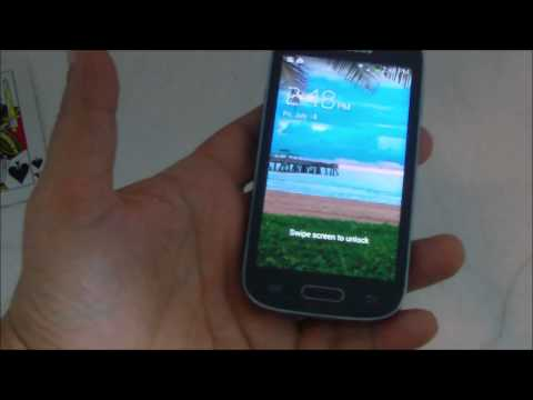 Straight Talk Samsung Galaxy Ace Style Review