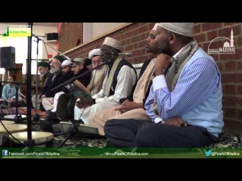Mawlid Barzanji | Swindon Mawlid 2013 | Hd video