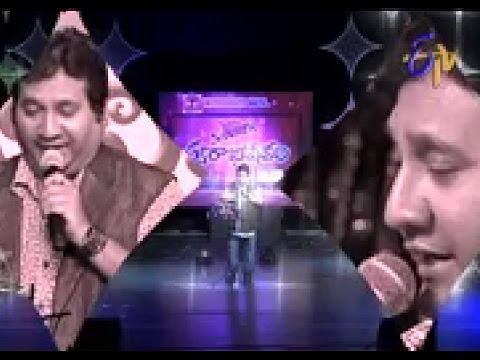 Swarabhishekam - Mano Performance - Payaninche O Chiluka Song - 21st September 2014