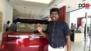 KIA Motors   Cars In Kukatpally   seltos   Petrol and diesel   kia cars Price   Kia cars Review