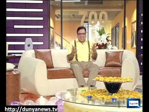 Dunya News-HASB-E-HAAL Special-01-09-2012