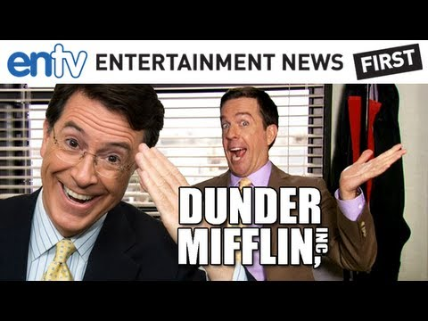Casting Update! Stephen Colbert On 'The Office' & Breaking Bad Actor Goes For Comedy