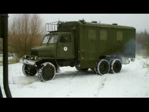 HAM radio expedition Klondajk from anti-aircraft military base in Czech Republic