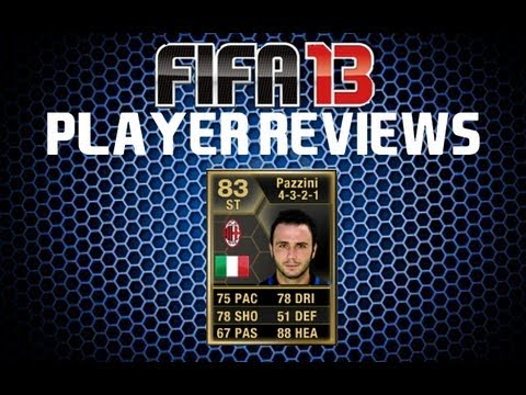 FIFA 13 Player Reviews | IF Pazzini