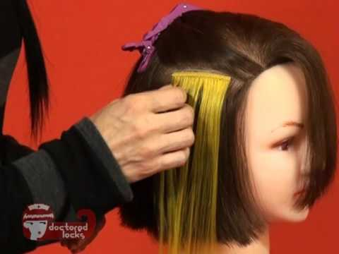 How to Remove Liquid Gold Hair Extensions - DoctoredLocks.com