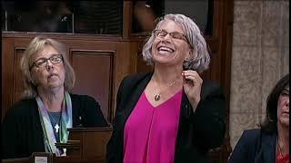 NDP & Bloc Demand The Liberals Defend The Dairy Cartel