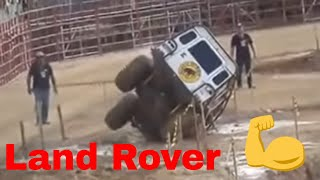 Land Rover Defender - Extreme & Rough Off Road Challenges
