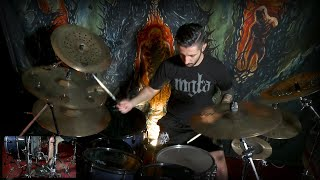 CONSUMED BY VULTURES - CANTO IV. ARCHITETTI DELL'IGNOTO [OFFICIAL DRUM PLAYTHROUGH] (2020) SW EXCL