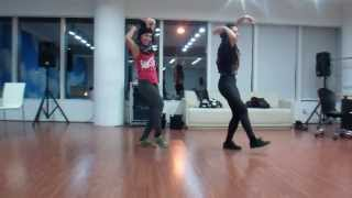 Girls' Generation 少女時代 LOVE&GIRLS Original Choreography by Rino Nakasone and Koharu Sugawara