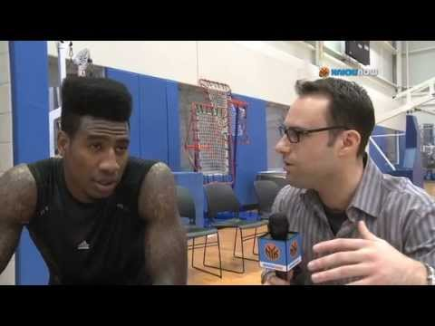 1-on-1 with Iman Shumpert