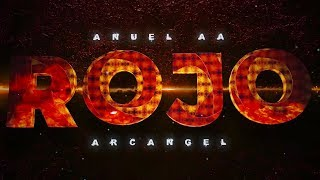 Download lagu Arcangel x Anuel AA - Rojo [Lyric Video]