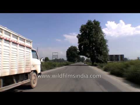 Driving from Srinagar to Jammu via National highway 1A - Part 4