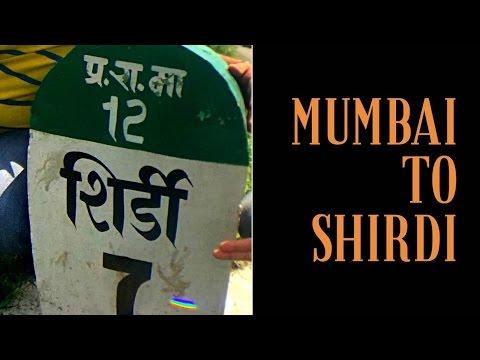 SHIRDI DARSHAN // MUMBAI TO SHIRDI // TRAVEL VLOGS