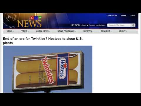 Unions and Twinkies - A Dose of Buckley