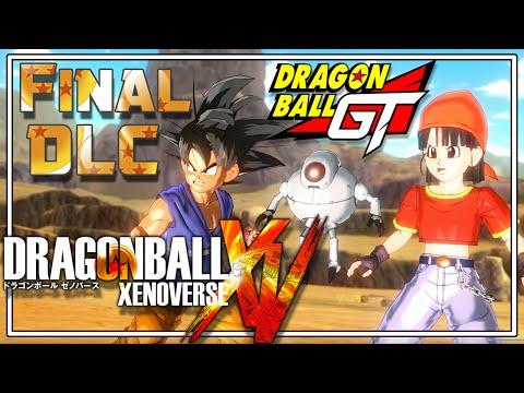 Segundo Dlc Final Dragon Ball Gt | Dragon Ball Xenoverse video