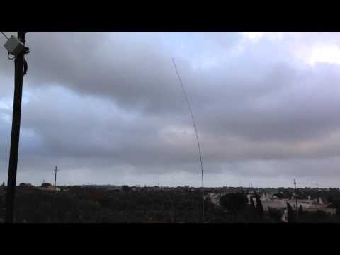 Radioamateur station after a strong tornado Part 2 - HD