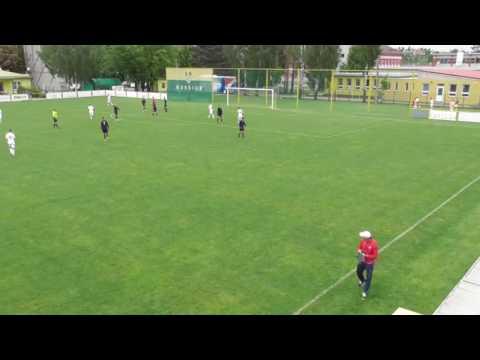 Sestřih branek U15 Slovácko - FCB 2:5 (0:3)