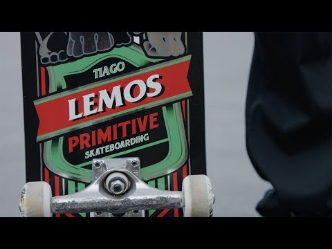 Tiago Lemos Welcome To Primitive Skate