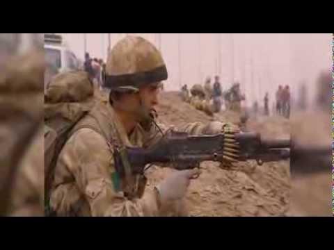 IRAQ WAR - Basra, British Troops (3 PARA)