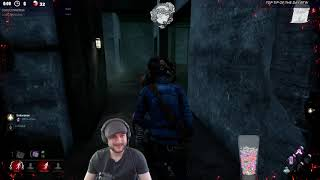 THAT NEA WAS ON A MISSION! - Dead by Daylight!