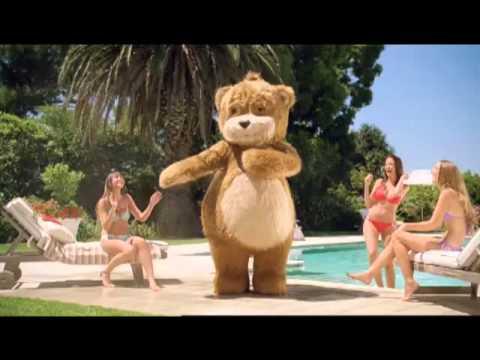Soft Side teddybeer (Cornetto)