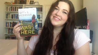 REVIEW: I Was Here by Gayle Forman!