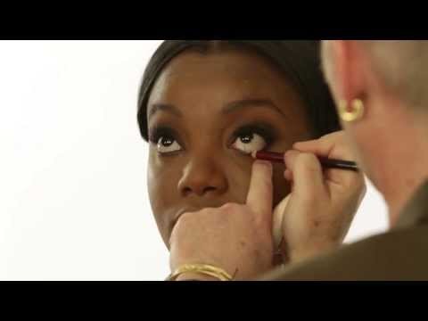 Classic Smokey Eye Makeup Tutorial Video with Robert Jones