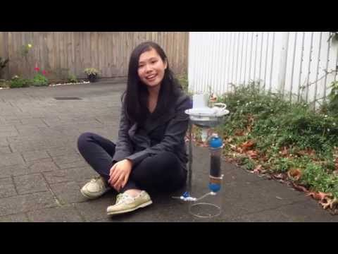 GSF 2014: H2prO - Portable Photocatalytic Electricity Generation and Water Purification Unit