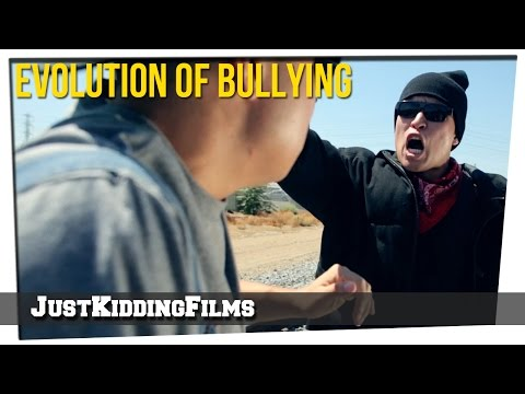 Evolution of Bullying