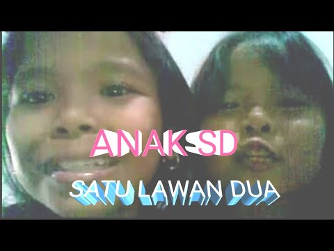 Anak Sd Satu Lawan Dua video