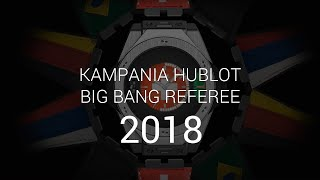 HUBLOT BIG BANG REFEREE 2018 FIFA WORLD CUP RUSSIA™