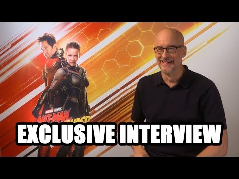 Peyton Reed Talks Ant-Man And The Wasp - Exclusive Interview