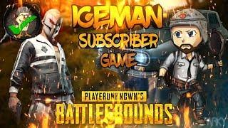 🔴 Iceman: PUBG MOBILE \\ CUSTOM ROOM \\ LIVE Stream
