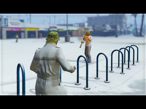 GTA 5 Funny Moments - 'HOW'D YOU DO THAT!!!!' (GTA 5 Online Funny Moments)