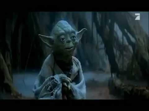 Meister Yoda sagt - Tu es oder tu es nicht - YouTube