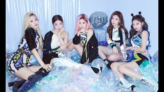 ITZY cheers for Nizi Project