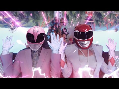 KATY PERRY - CHAINED TO THE RHYTHM (Parody) ft. SKIP MARLEY - POWER RANGERS