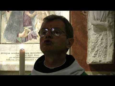 """""""Love Your Enemies"""": Homily by Fr John Seddon OSB. A Day With Mary"""
