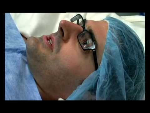 Louis Theroux has liposuction surgery performed by Los Angeles liposuction expert Dr. Amron Part 2