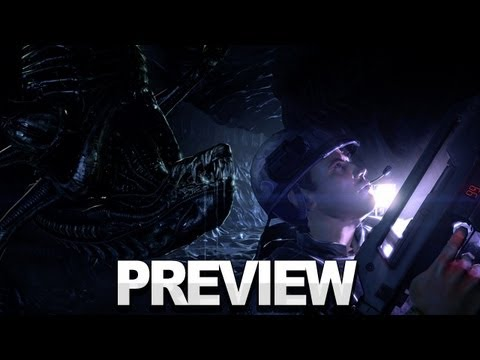 Aliens: Colonial Marines - Single-player Preview