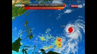 BP Weather update as of 433 p.m. Oct. 23, 2018