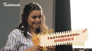 TRAZ O CHOCOLATE QUE BRILHA   Tastemakers: A Competição (Episódio 06)