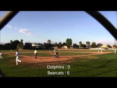 2013 May 11 HC Championship (short): Bearcats vs. Dolphins (SC G'loves)