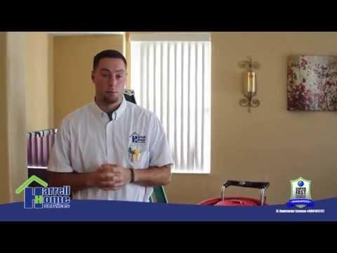 Harrell Home Services - Roto Brush